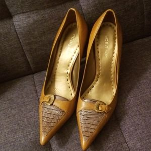 Perfectly preowned BCBG Pumps, size 9